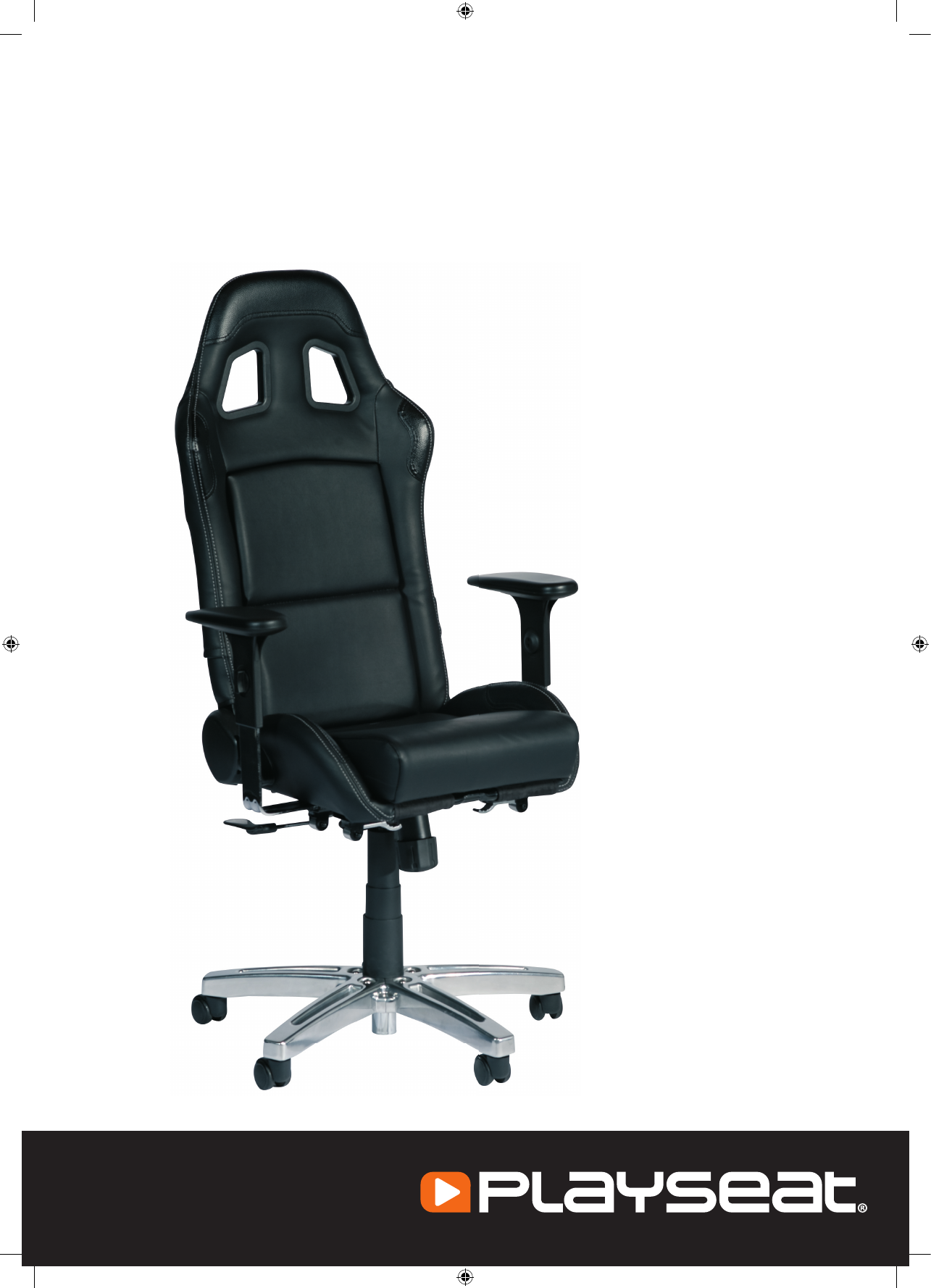 Playseat Office Chair Manual