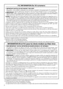 Yamaha HPH-PRO500BL sivu 2
