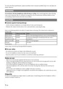 Yamaha HPH-PRO500BL sivu 4