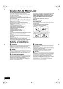Panasonic DMP-BD30 page 2