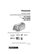 Panasonic HC-V510 page 1