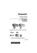 Panasonic HX-WA3 page 1