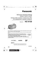 Panasonic HC-V130 page 1