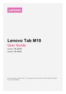 Lenovo Tab M10 page 1
