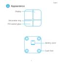 Huawei Body Fat Scale AH100 sivu 5
