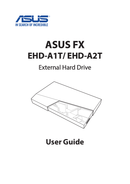 Asus FX Gaming EHD-A2T sivu 1