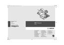 Bosch GKS 85 Professional sivu 1