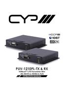 CYP PUV-1210PL-TX pagina 1