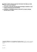 Dell P2719H страница 2