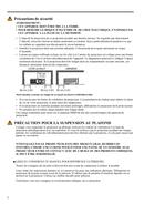 Canon LV X320 pagina 4