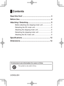 Panasonic ET-D75LE10 page 2