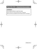 Panasonic ET-D75LE10 page 3