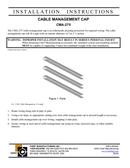 Chief CMA275 page 1