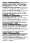 Página 2 do Metabo TP 7500 SI