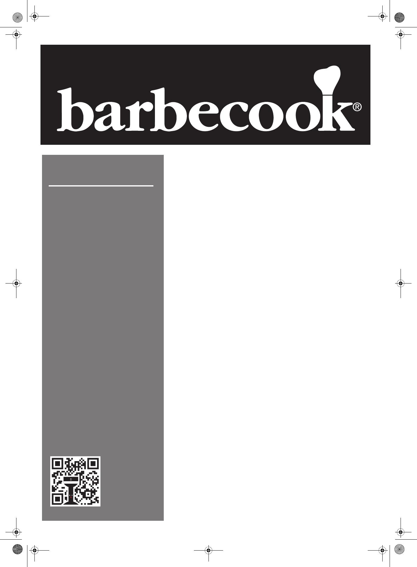 Barbecook 3-in-1 Long Brush SAEY HOME /& GARDEN N.V