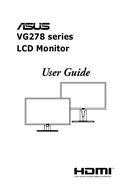 Asus VG278QR side 1
