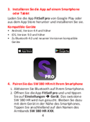 Swisstone SW 380 HR sayfa 4