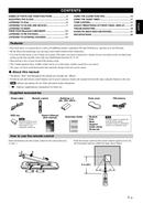 Yamaha Restio ISX-B820 page 3