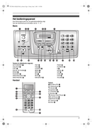 Panasonic KX-FC235NL sivu 3