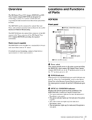Sony HDFX-200 side 3