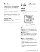 Sony HDTX-200 side 3