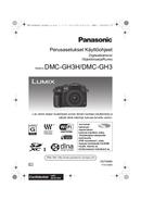 Panasonic Lumix DMC-GH3 sivu 1