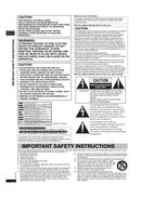 Panasonic DVD-S27 page 2