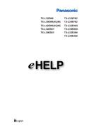 Panasonic Viera TX-L42EW6W страница 1