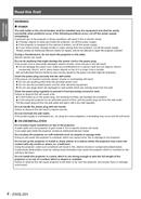 Panasonic PT-EW530 sivu 4