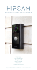 Hipcam Video Doorbell pagină 1