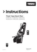 Página 1 do Thule Yepp Nexxt Maxi