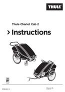 Pagina 1 del Thule Chariot CAB 2
