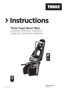 Thule Yepp Nexxt Maxi side 1