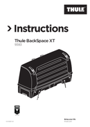 Página 1 do Thule BackSpace XT