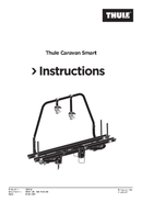 Pagina 1 del Thule Caravan Smart