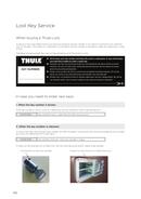 Página 1 do Thule Lock