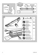 Pagina 2 del Thule Ladder Fixation Kit