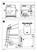 Pagina 3 del Thule Ladder Fixation Kit