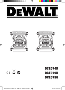 DeWalt DCE079D1 side 1