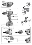 Metabo PowerMaxx BS 12 Seite 2
