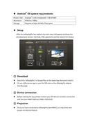 Acer WirelessCAST (MWA3) sivu 3