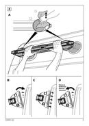 Página 5 do Thule Van Ladder 9 Steps