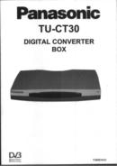 Panasonic TU-CT30 page 1