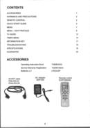 Panasonic TU-CT30 page 3