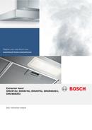 Bosch DHU672U pagină 1