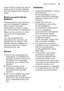 Bosch SMV51E10EU page 5