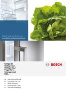 Pagina 1 del Bosch KSV36VL30