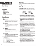 DeWalt DCE088D1G-QW page 4