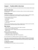 Lenovo ThinkPad Usb A 3.0 sivu 5