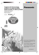 Panasonic RX-DX1 page 1